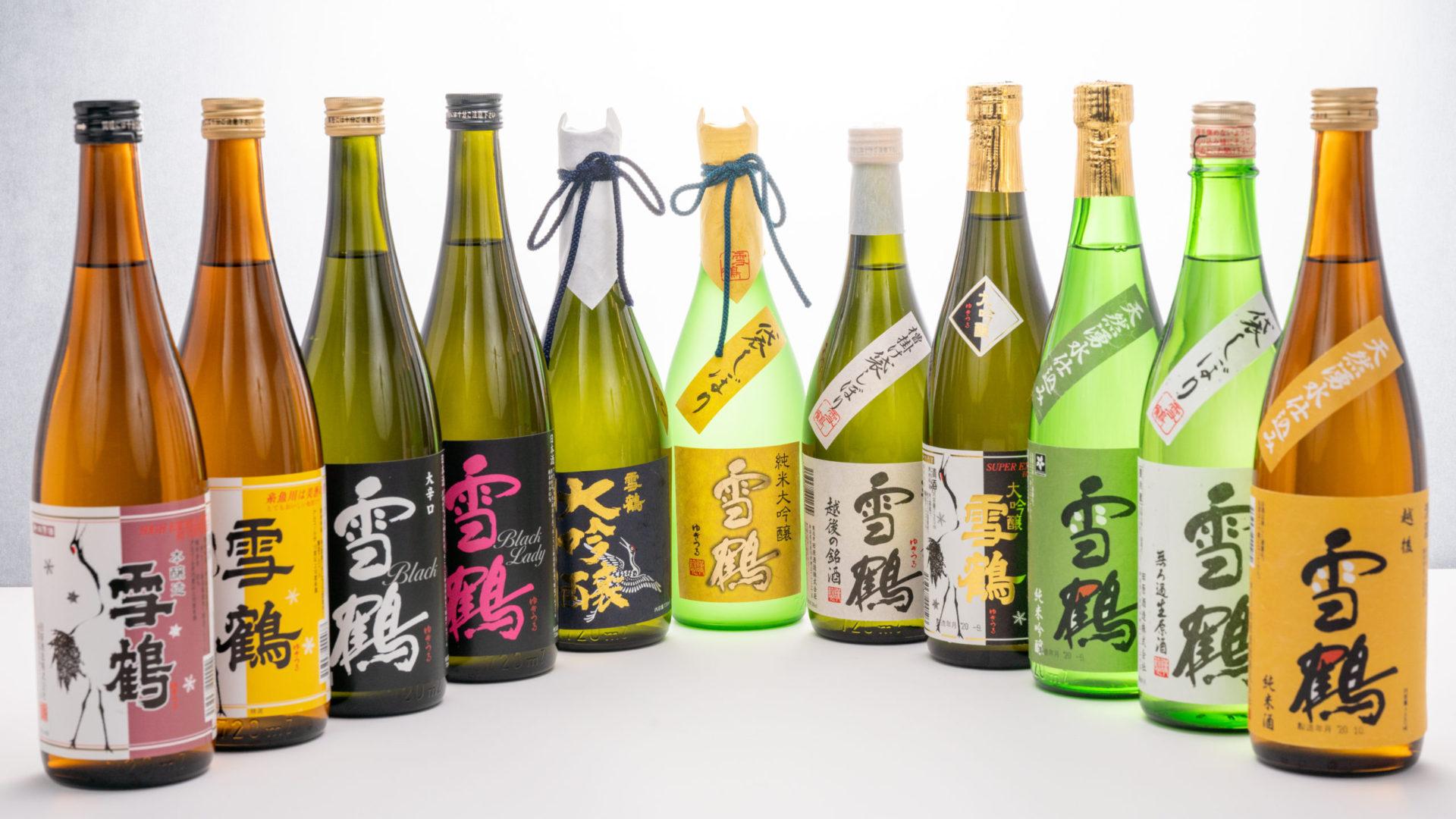 雪鶴(ゆきつる) | 田原酒造株式会社